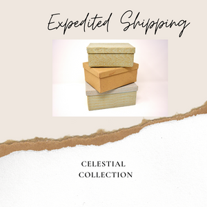 Expedited International Shipping Fee Celestial