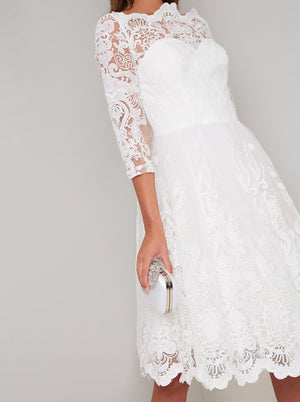 Court Wedding Dress