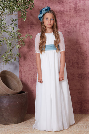 Spanish Communion Gown