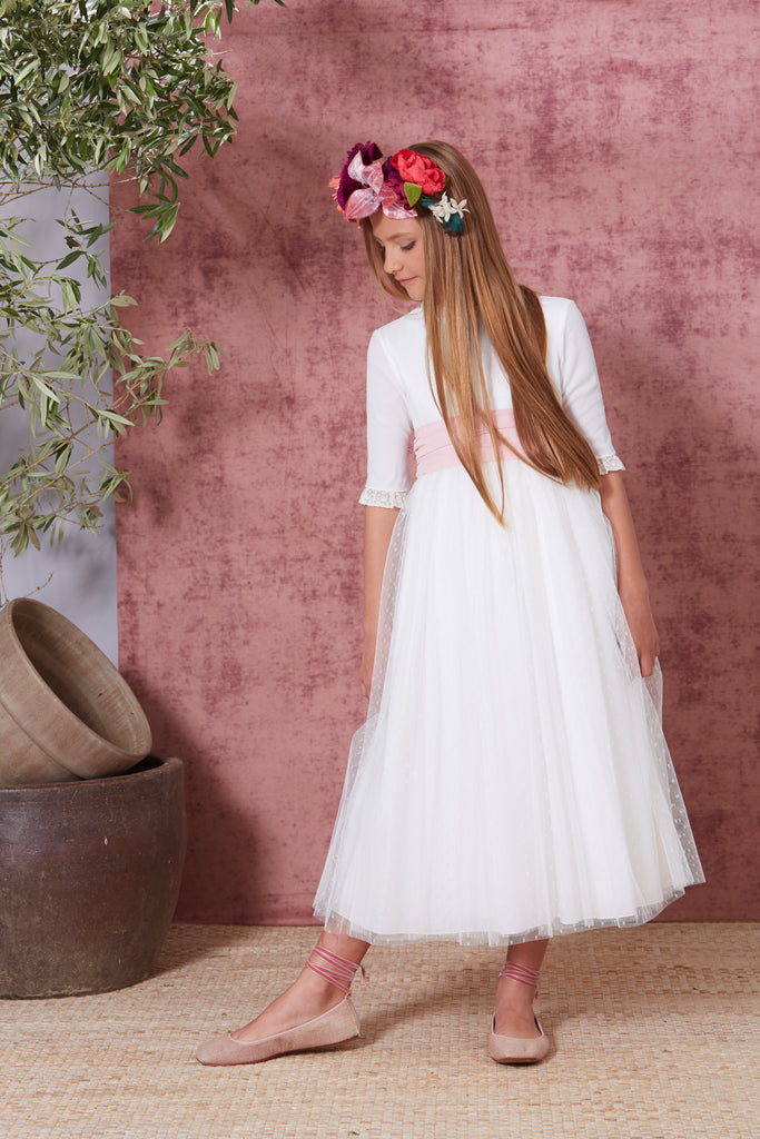 Colette Communion Gown