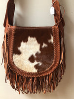 Saddle Bag - Tan