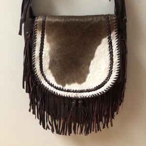Saddle Bag - Brown