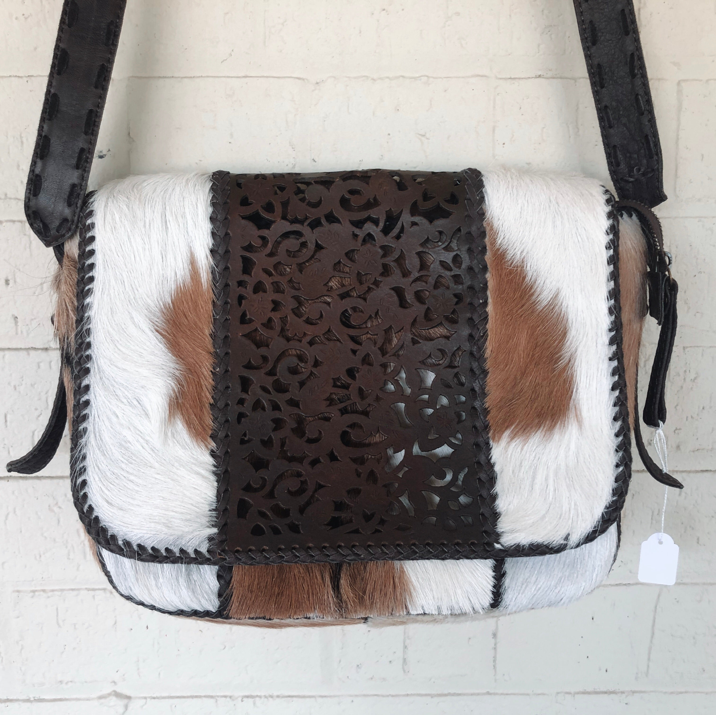 Marlow Saddle Bag - Natural