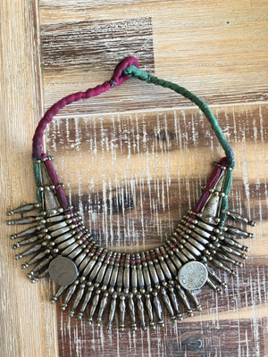 Vintage Tharu Necklace