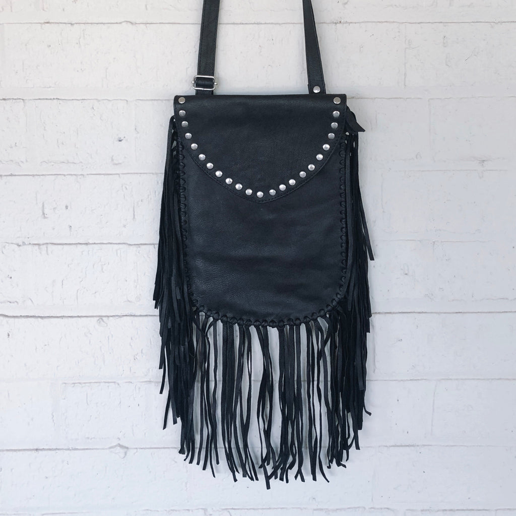 Rayne Fringe Bag