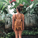 Jagger Backpack - Natural
