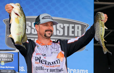 Welcome Bassmaster Elite Pro Brad Whatley!