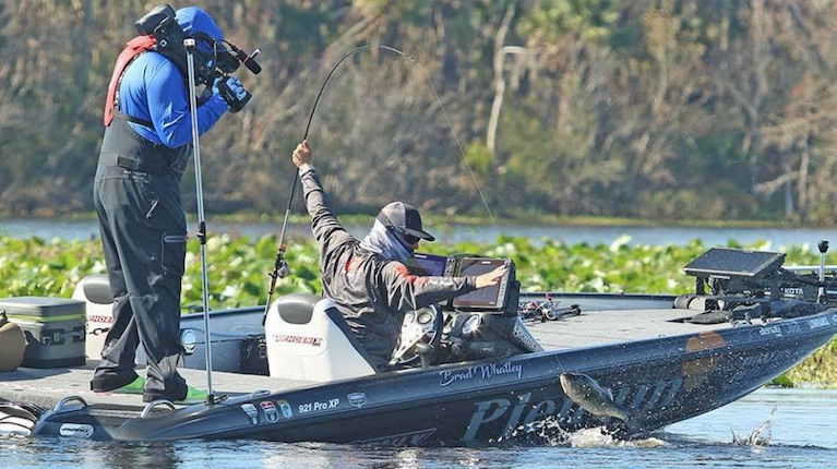 Brad Whatley joins A Band Of Anglers for the 2020 Year on the Bassmaster Elites!