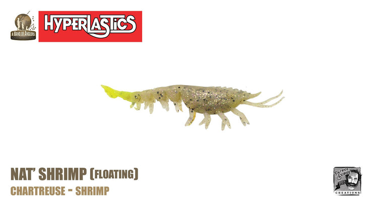 Nat' Shrimp - Floating