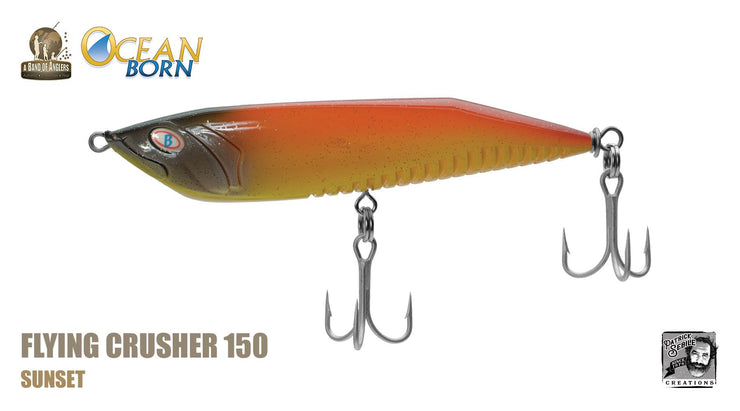 Flying Crusher™ 150