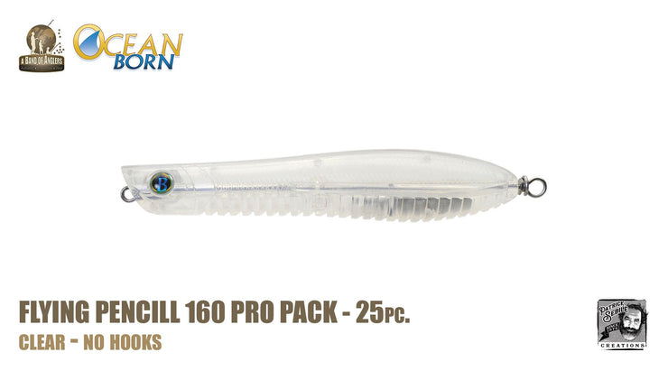 Ocean Born™ Flying Pencill Pro Pack (25/pcs)