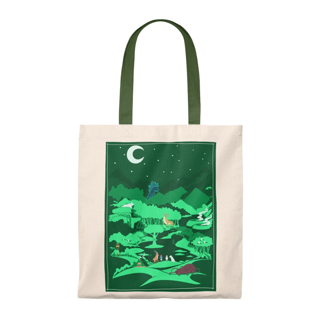 Princess Mononoke - Studio Ghibli Tote Bag