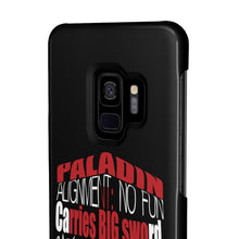 Load image into Gallery viewer, Paladin Phone Case