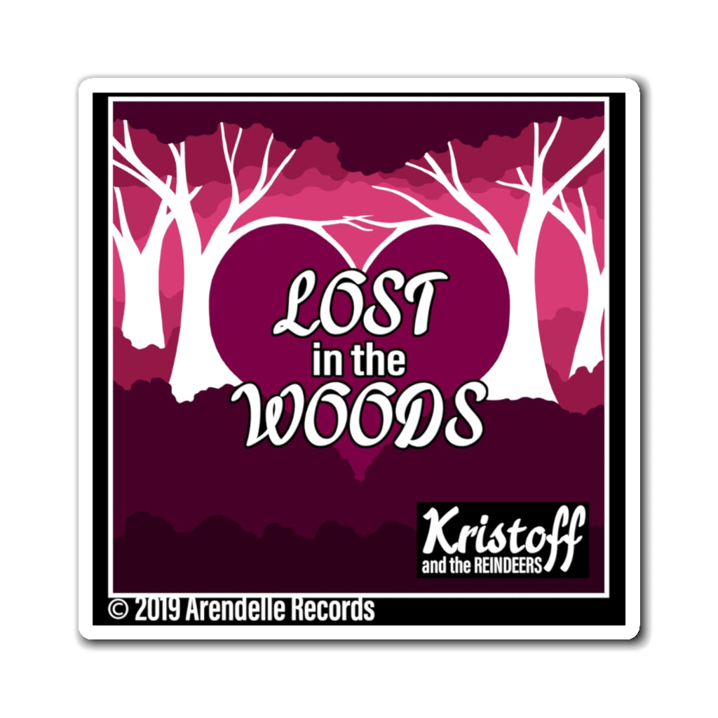 Lost in the Woods - Frozen 2 Magnet