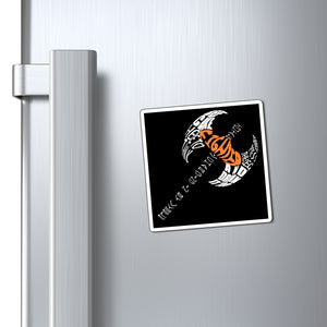 Fighter - Dungeons & Dragons Magnet