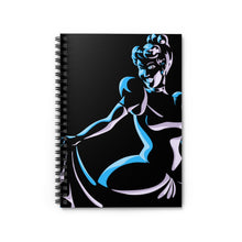 Load image into Gallery viewer, Cinderella Spiral Notebook - Ruled Line