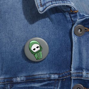 Bored to Death Grim Reaper Button