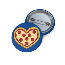 Load image into Gallery viewer, Pizza Heart Button