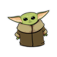 Load image into Gallery viewer, Baby Yoda - Star Wars: The Mandalorian Vinyl Sticker