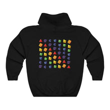 "Load image into Gallery viewer, ""I'm on a Roll"" - Dungeons & Dragons Hoodie"