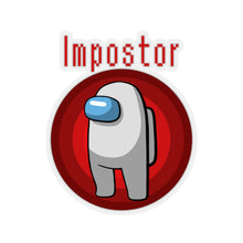 Load image into Gallery viewer, Impostor - Among Us Vinyl Sticker