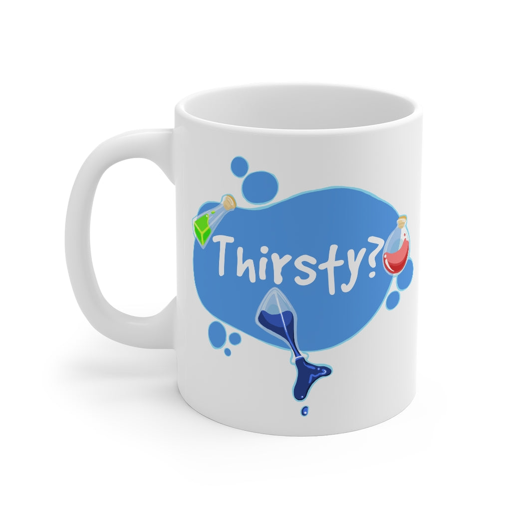 Thirsty? - Potions 11oz Mug