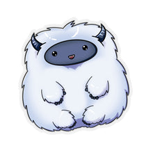Load image into Gallery viewer, Yeti - Cryptid Vinyl Sticker