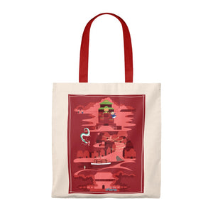 Spirited Away - Studio Ghibli Tote Bag
