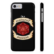 Load image into Gallery viewer, Natural Success Phone Case