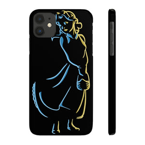 Belle - Beauty and the Beast Phone Case