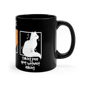 Cat Hobbies 11oz Mug