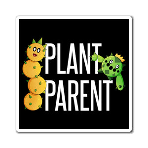 Plant Parent - Mario/Pokemon Magnet