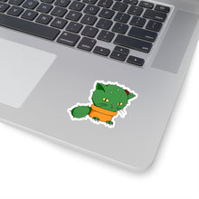 Load image into Gallery viewer, Catcus - Animal Pun Vinyl Sticker