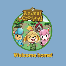 Load image into Gallery viewer, Welcome Home - Animal Crossing T-Shirt