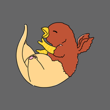 Load image into Gallery viewer, Baby Griffin - Fantasy T-Shirt
