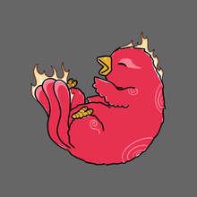 Load image into Gallery viewer, Baby Phoenix - Fantasy T-Shirt