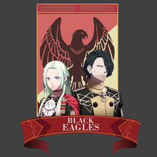 Load image into Gallery viewer, The Black Eagle House - Fire Emblem - T Shirt