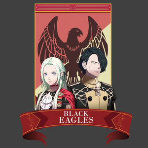 The Black Eagle House - Fire Emblem - T Shirt