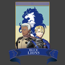 Load image into Gallery viewer, The Blue Lion House - Fire Emblem - T Shirt