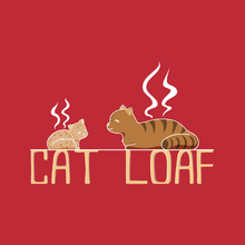Load image into Gallery viewer, Cat Loaf - Animal T-Shirt