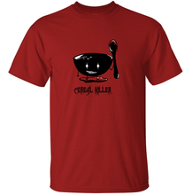 Load image into Gallery viewer, Cereal Killer - Food Pun T-Shirt