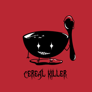 Cereal Killer - Food Pun T-Shirt