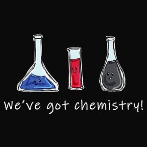 Chemistry T Shirt from TeeRexTee.com