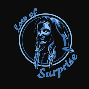 Law of Surprise - Ciri from The Witcher T-Shirt