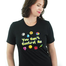Load image into Gallery viewer, You Can't Control Me - Pokemon T-Shirt