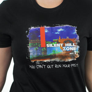 Silent Hill Zone - Sonic the Hedgehog T-Shirt