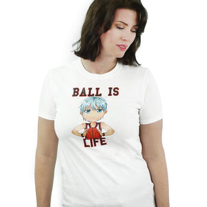 Ball is Life - Kuroko No Basket T-Shirt