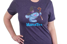 Load image into Gallery viewer, Mana-Tee - Fantasy Animal Pun T Shirt
