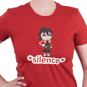 Laser Sounds: Keith Edition - Voltron: Legendary Defender T-Shirt