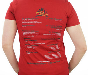 Ember Island Players - Avatar The Last Airbender T-Shirt